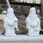 岐阜七福神 大覚寺の寿老人様・福禄寿様に会いに行く