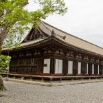 京都 三十三間堂をたずねてみた