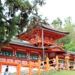 奈良公園から春日大社へ