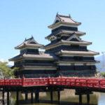 国宝松本城に行ってみた